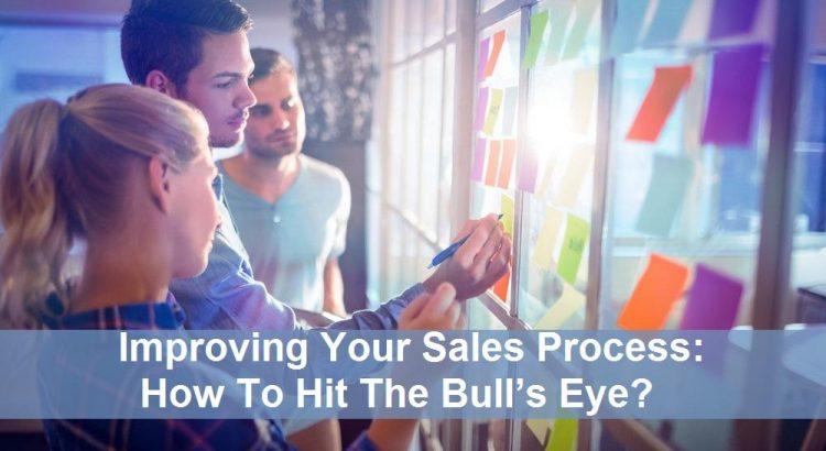Improve your sales process