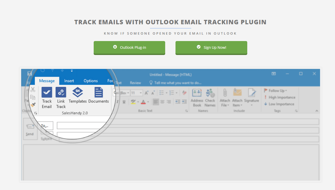Outlook delay delivery salesHandy