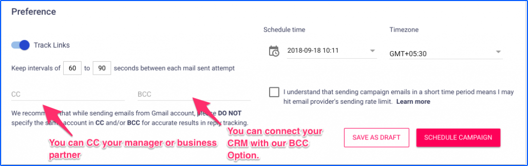 How to Send Automatic Emails & Follow-ups in Outlook (Using SalesHandy)