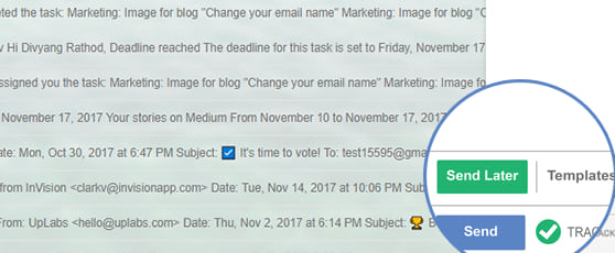 Email Scheduling 2