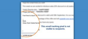 outlook tracking plugin works