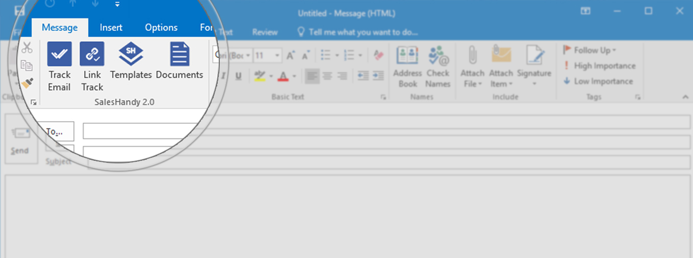 Outlook Email Tracking