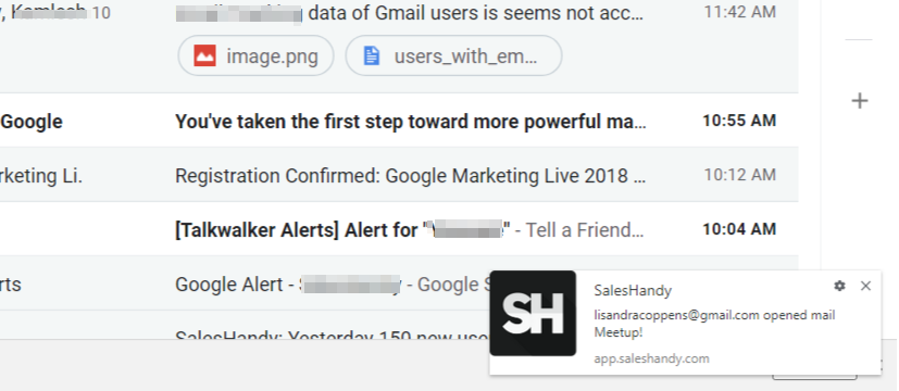 double-email-tracking