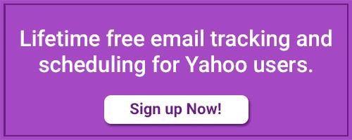 Yahoo SMTP setting